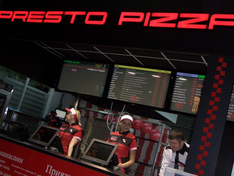 пиццерия — Presto Pizza — Витебск, фото №9