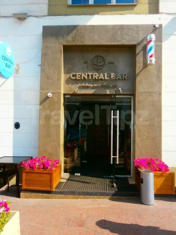 ресторан — Central Bar — Одесса, фото №1