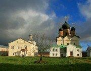 монастырь — Зеленецкий Троицкий мужской монастырь — Санкт-Петербург и Ленинградская область, фото №1