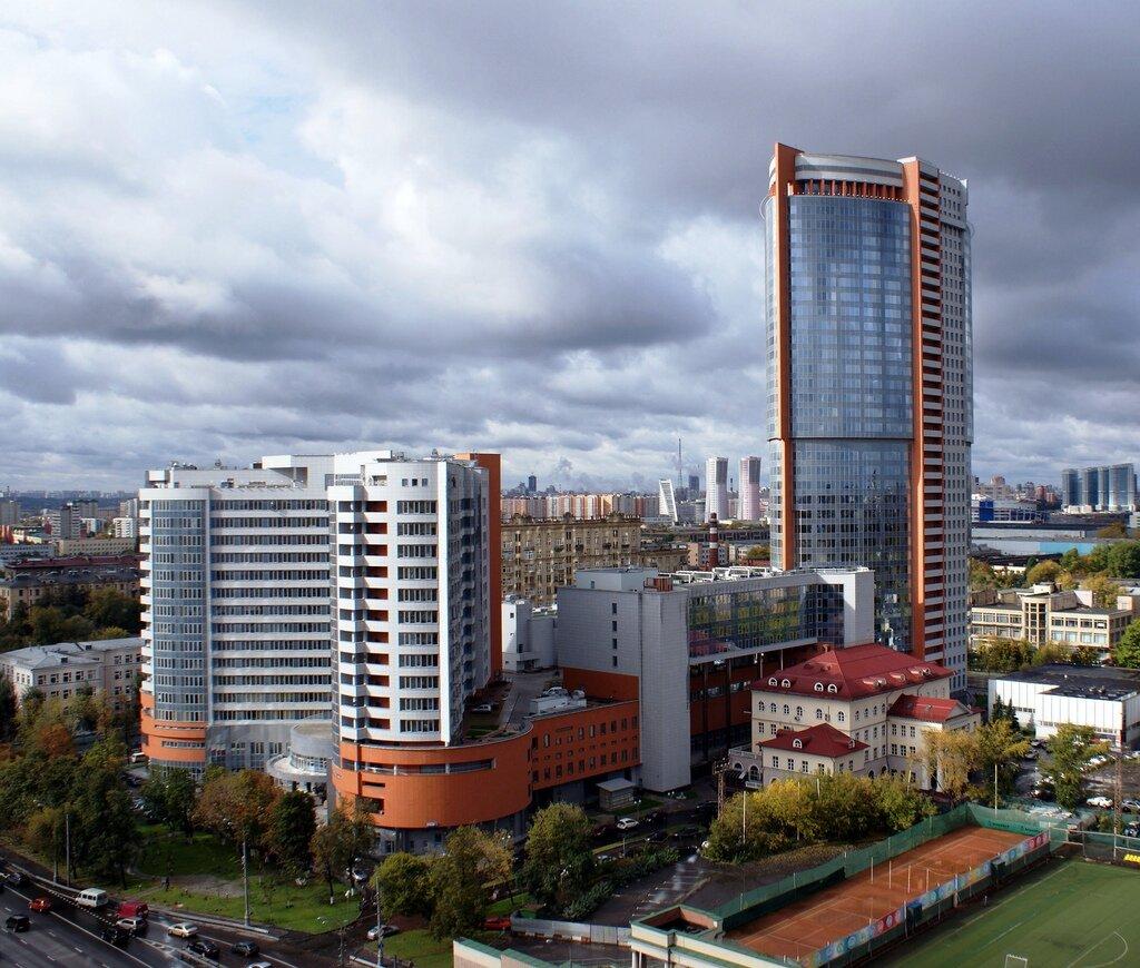 бизнес-центр — Монарх — Москва, фото №1
