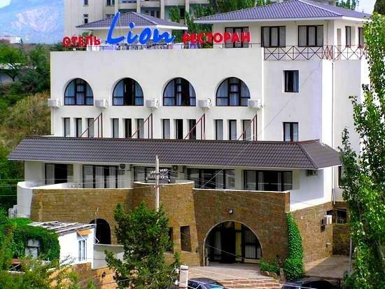 Отель Lion
