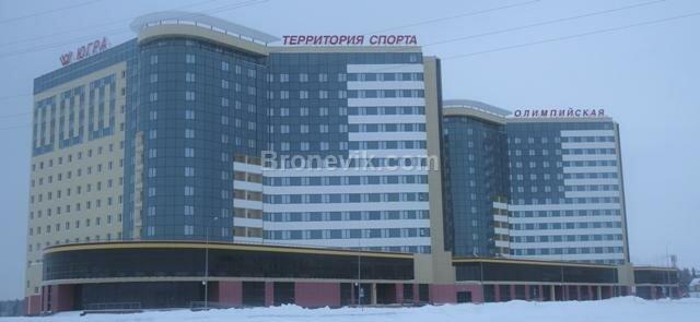 гостиница — Олимпийская — Ханты-Мансийск, фото №7
