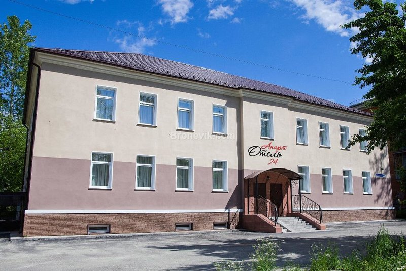 Апарт Отель 24