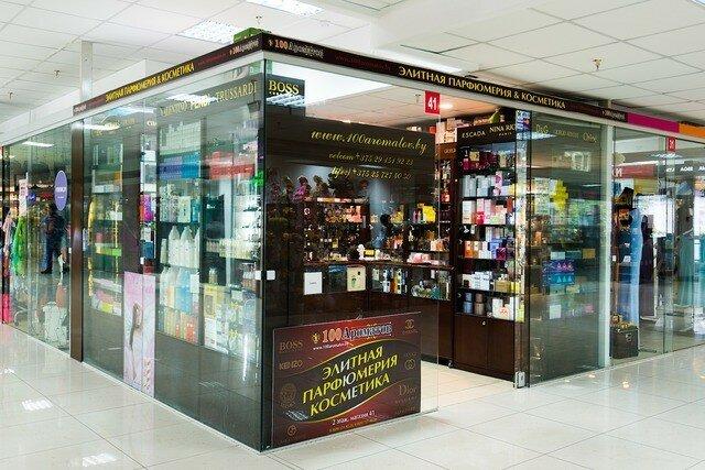 магазин парфюмерии и косметики — 100 Ароматов — Минск, фото №2