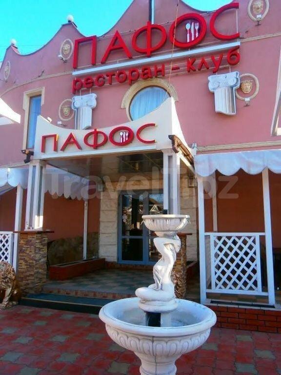 банкетный зал — Ресторан-клуб Пафос — Одесса, фото №1