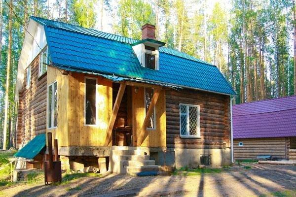 База отдыха Озеро Кундуштурское