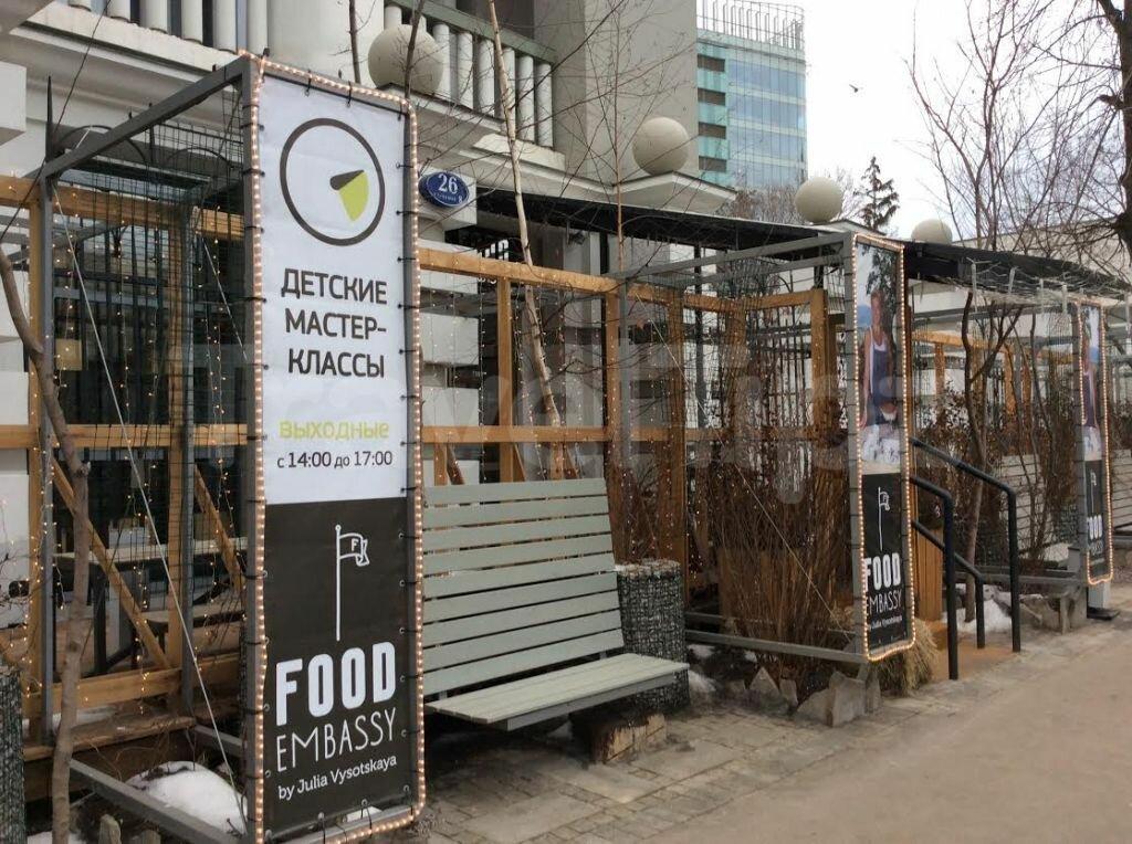 ресторан — Food Embassy — Москва, фото №8