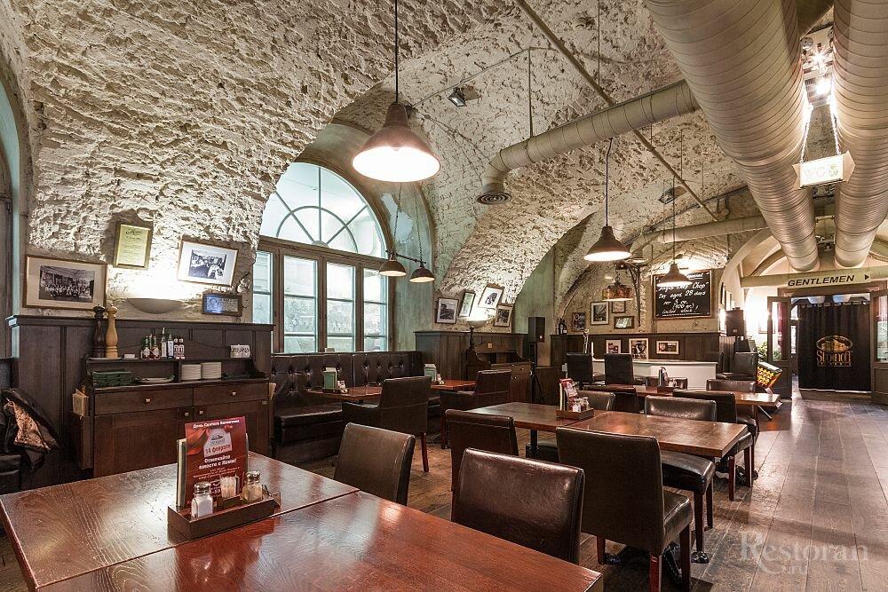 restaurant — Stroganov Steyk Khaus — Saint Petersburg, фото №2