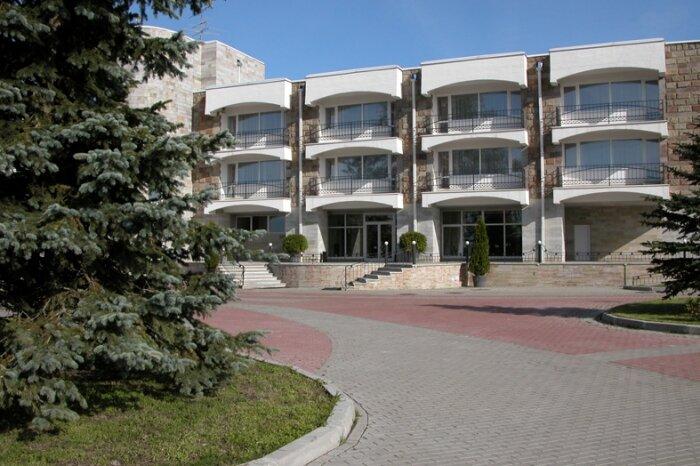 гостиница — Парк-Отель Пушкин — Пушкин, фото №2
