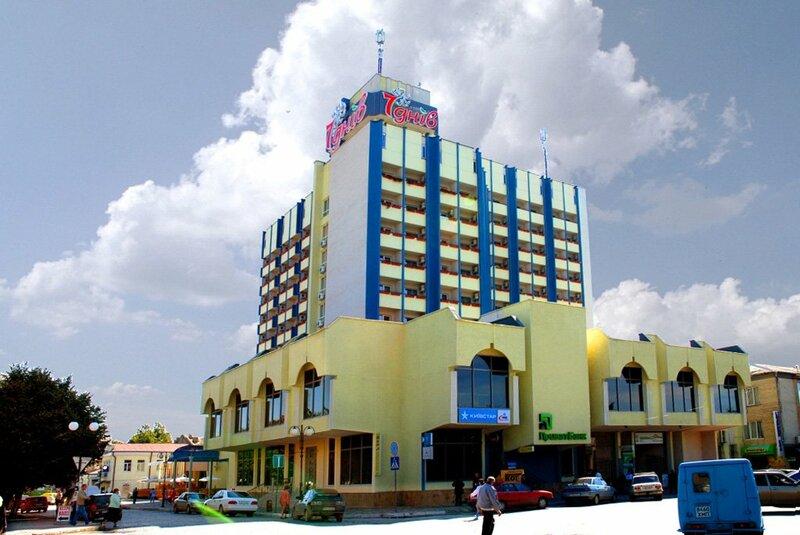 Отель 7 Дней