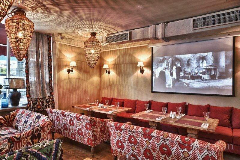 restaurant — Khochu Kharcho — Санкт-Петербург, фото №9
