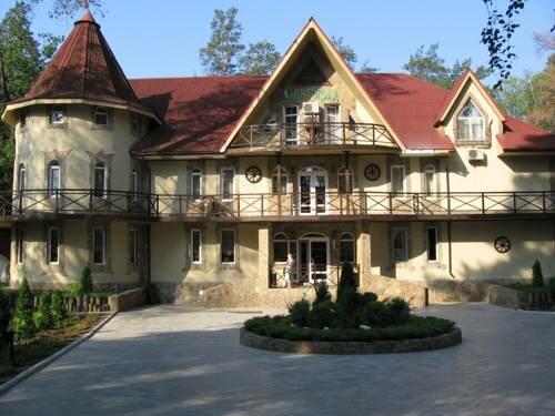 Отель-ресторан Святоград