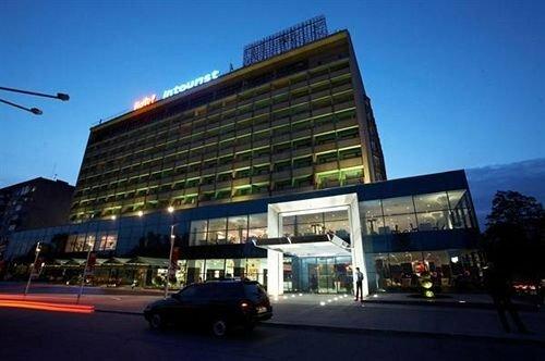 готель — Готель Інтурист — Запоріжжя, фото №1