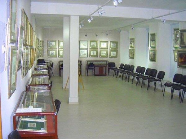 музей — Музей экслибриса Международного союза книголюбов — Москва, фото №1