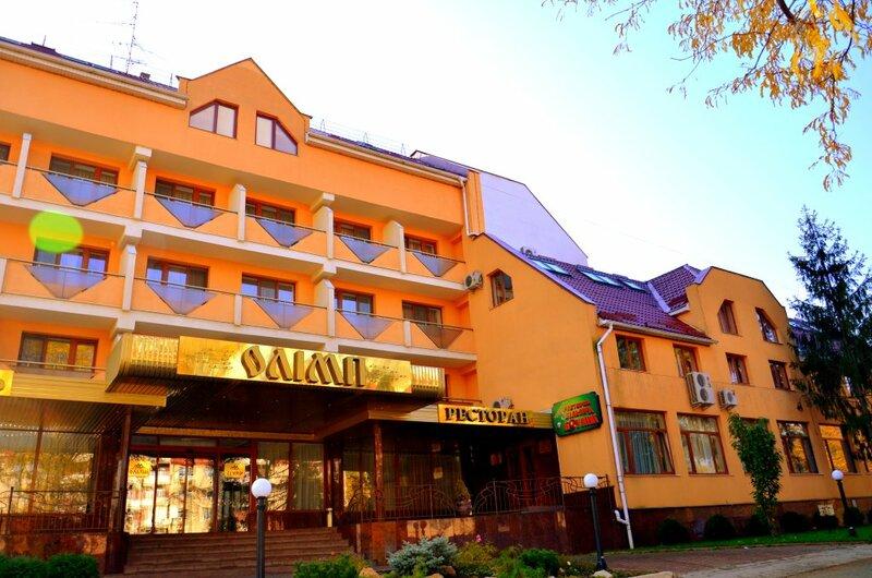 Отельный комплекс Oлимп