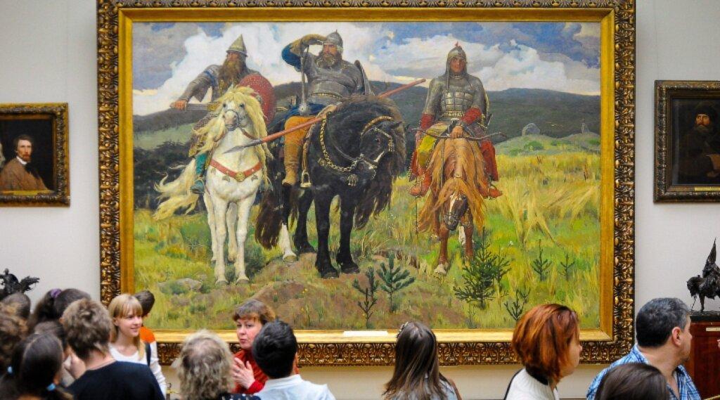 музей — Государственная Третьяковская галерея — Москва, фото №5