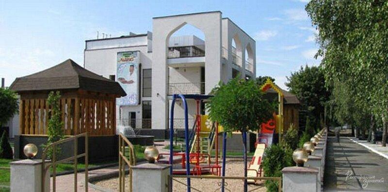 Отель Навруз