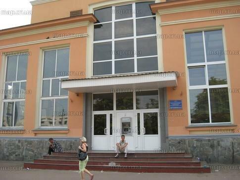 железнодорожный вокзал — Автовокзал Чернигов — Чернигов, фото №1