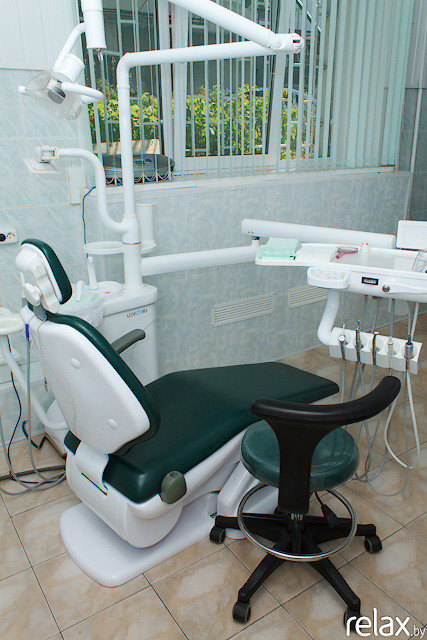 стоматологическая клиника — Триомед — Минск, фото №2