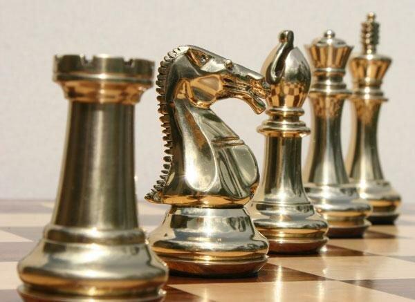 музей — Музей Шахмат — Москва, фото №7