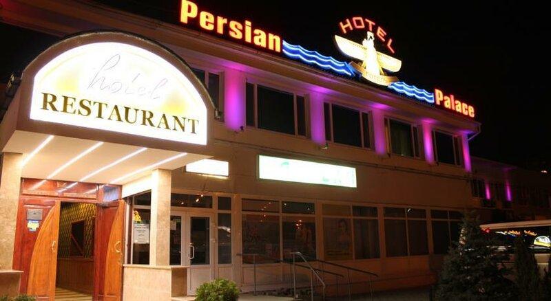 Отель Persian Palace