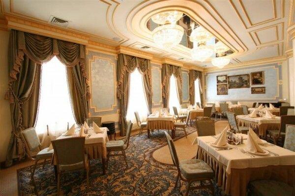 ресторан — Ресторан Украина — Симферополь, фото №1