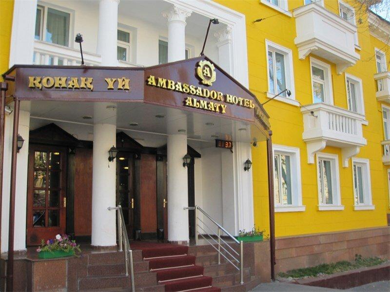 Отель Ambassador