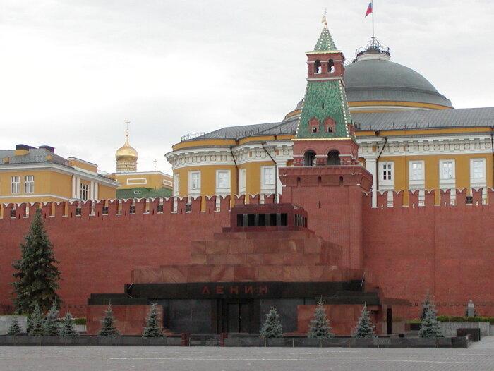 достопримечательность — Мавзолей В.И. Ленина — Москва, фото №2