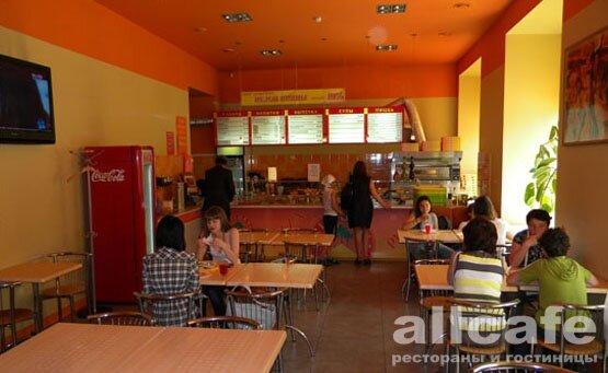 пицца калифорния красноярск фото данный момент здании