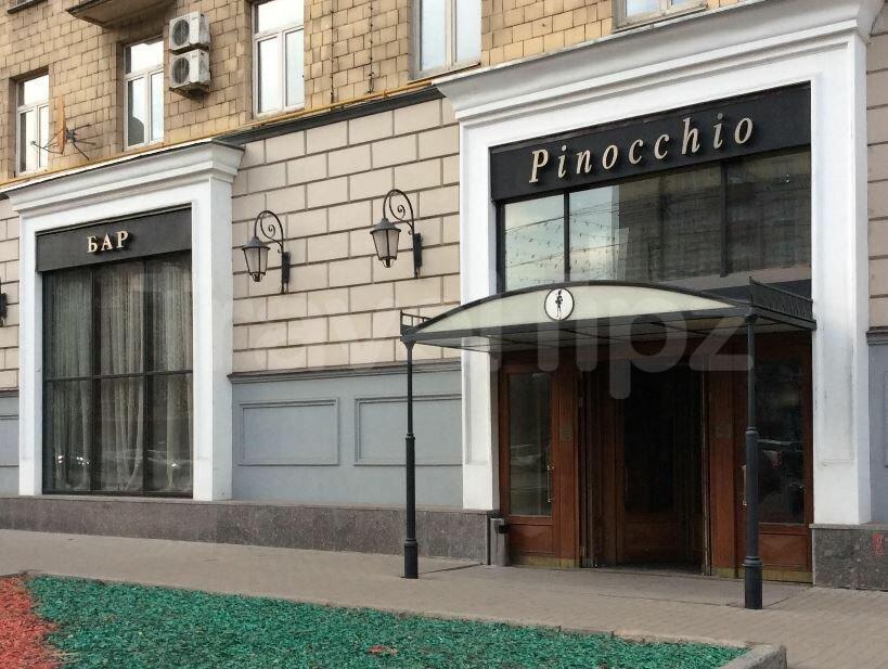 Пиноккио клуб москва клубы и секции бокса в москве