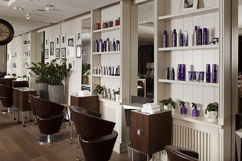 beauty salon — Salon krasoty Yeleny Sychevoy — Moscow, photo 1
