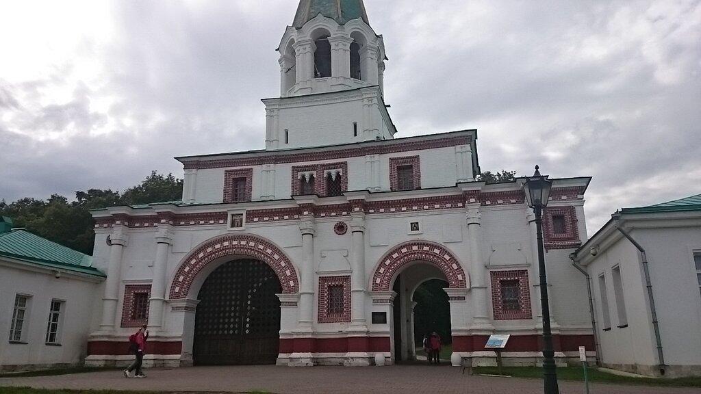 лесопарк, заповедник — Музей-заповедник Коломенское — Москва, фото №7