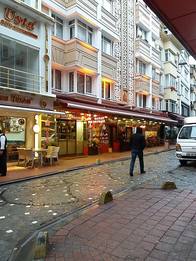 restoran — Haskral Hatay Sofrası — Fatih, foto №%ccount%