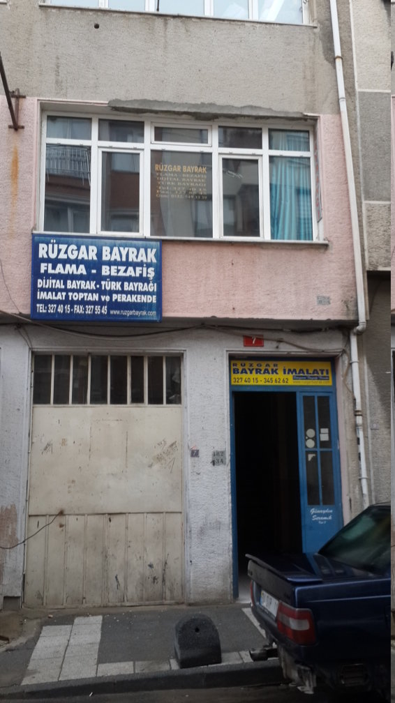 promosyon ürün üreticileri — Rüzgar Bayrak — Kadıköy, photo 2