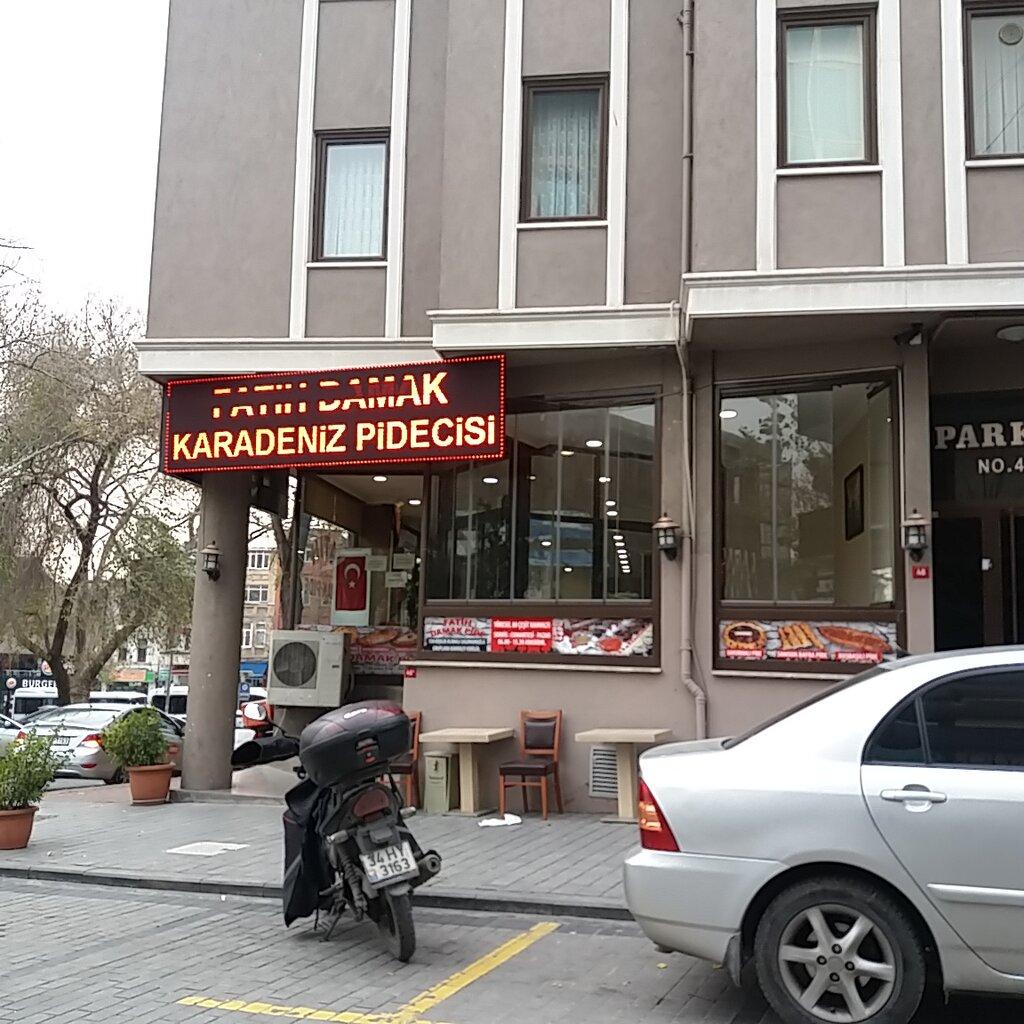 restoran — Fatih Karadeniz Damak Pide — Fatih, foto №%ccount%