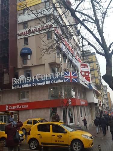 British Culture Ingiliz Kultur Dernegi Dil Okullari Foreign