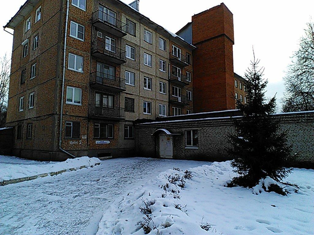 больница для взрослых — Городская больница № 7 г. Тулы — Тула, фото №2
