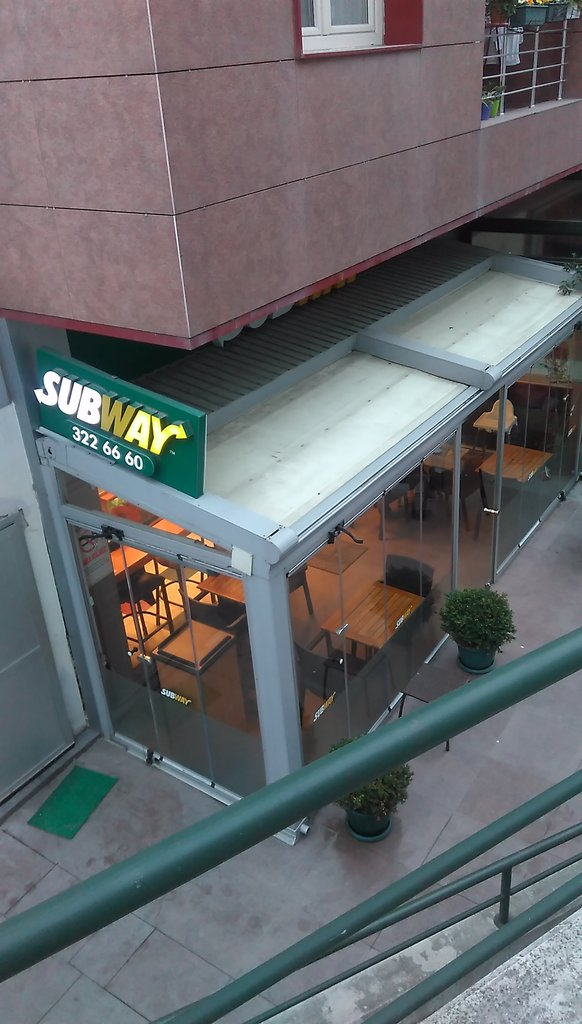 fast food — Subway — Eyupsultan, photo 1