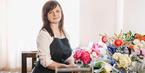 flowers and bouquet delivery — Salon podarkov Kelikh — Grodno, photo 2