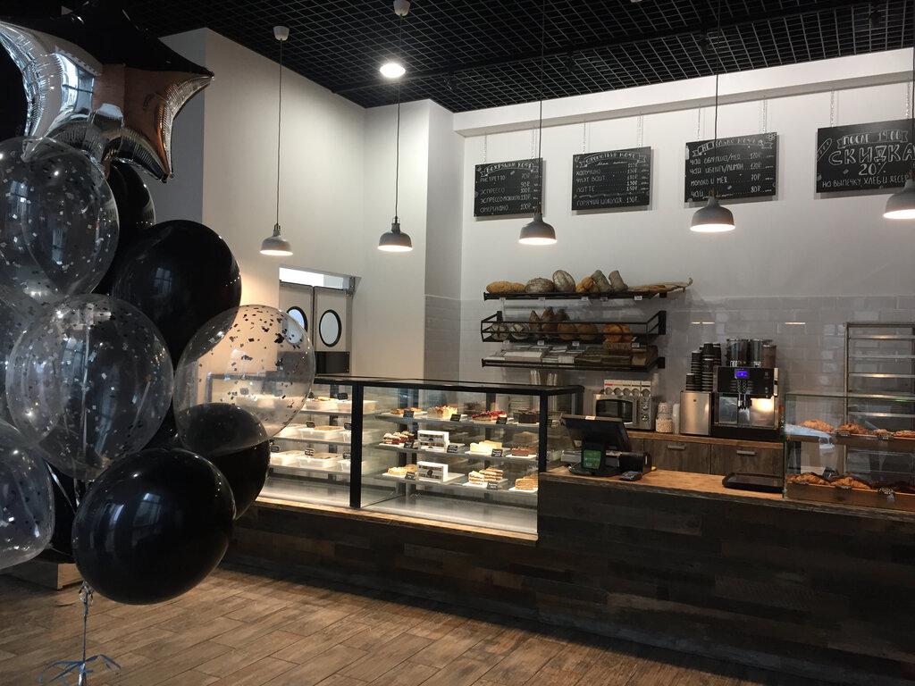 кафе — Кафе-пекарня Bake IT — Москва, фото №2