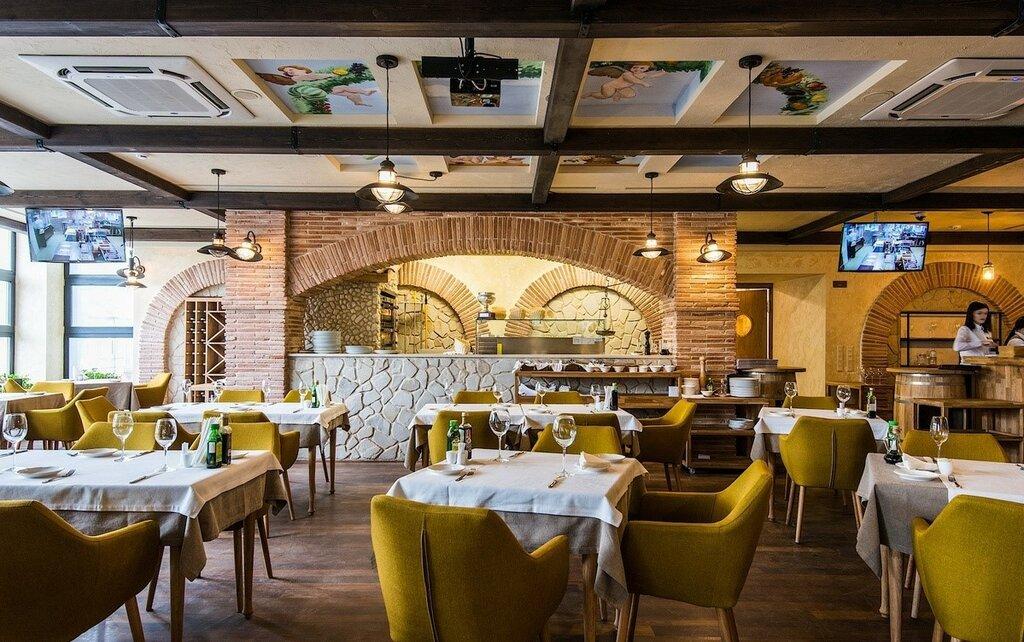restaurant — La Scala Trattoria Ignazio — Minsk, photo 2