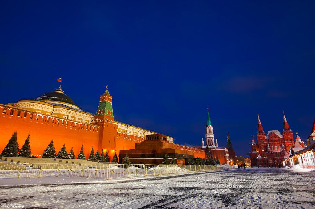 достопримечательность — Мавзолей В.И. Ленина — Москва, фото №10