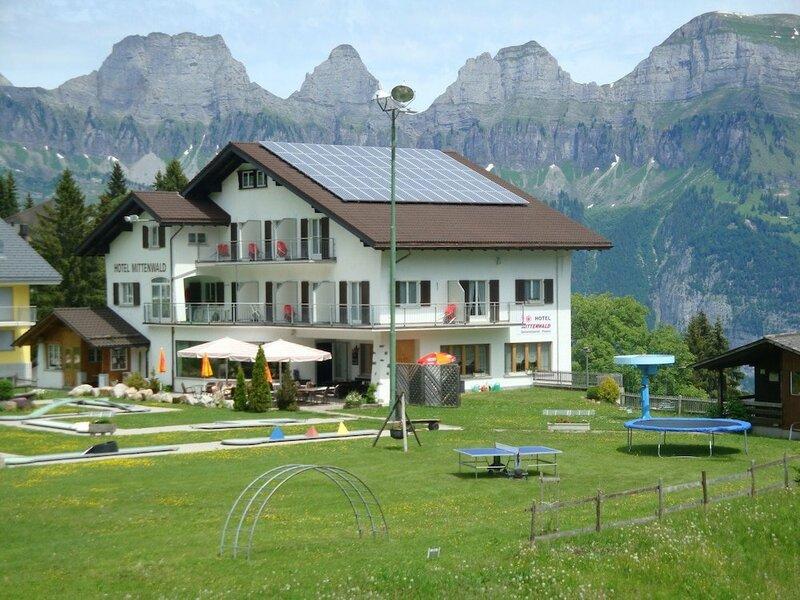 Hotel Pizzeria Mittenwald