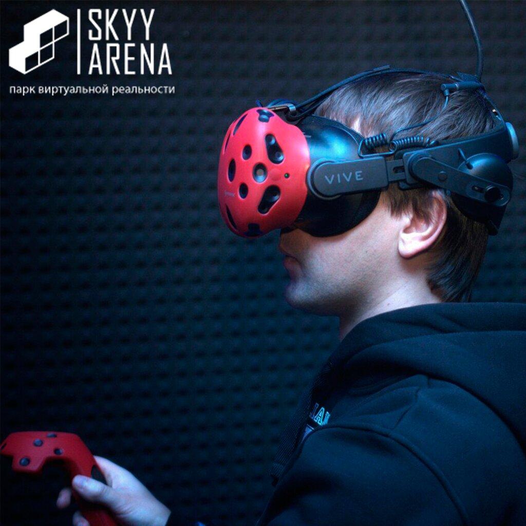 клуб виртуальной реальности — VR-парк Скай Арена — Новосибирск, фото №4