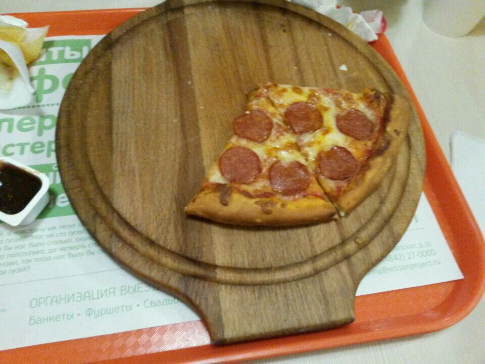 пиццерия — Пиццерия Pepper's Pizza — Калуга, фото №9