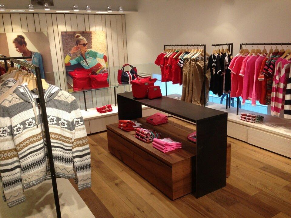 магазин одежды — Bogner — Москва, фото №5