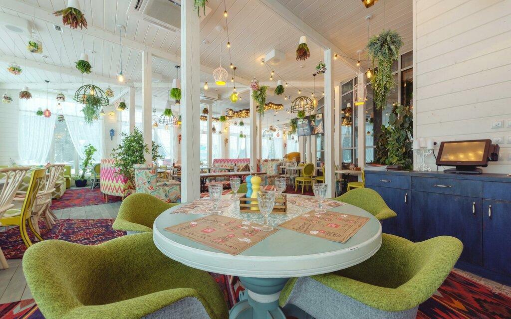 ресторан — Чайхана Чабрец — Санкт-Петербург, фото №6