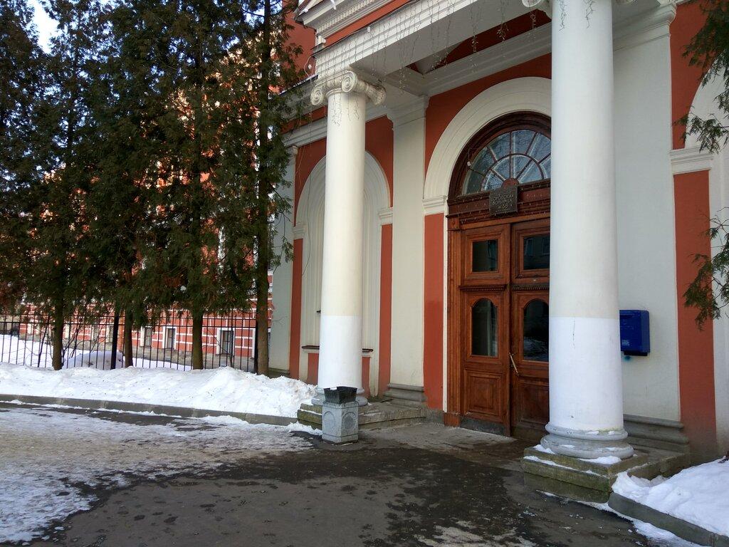 больница для взрослых — ГБУЗ Городская больница № 38 им. Н. А. Семашко — Пушкин, фото №2
