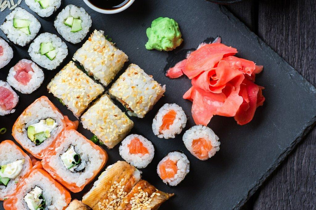 Домашними цветами, картинки роллы суши