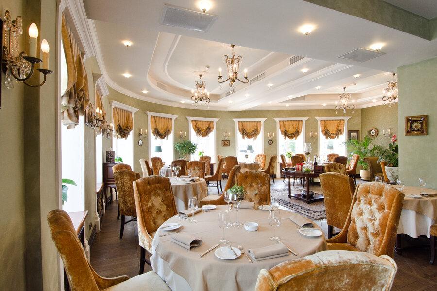 ресторан — Ресторан Воронеж — Москва, фото №1